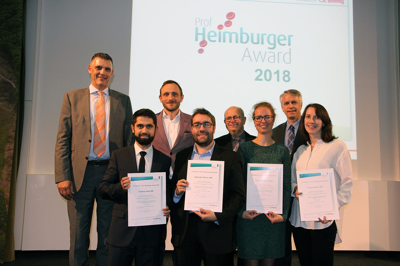 Heimburger 2018