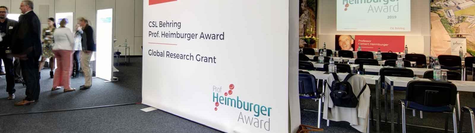 Prêmio Professor Heimburger